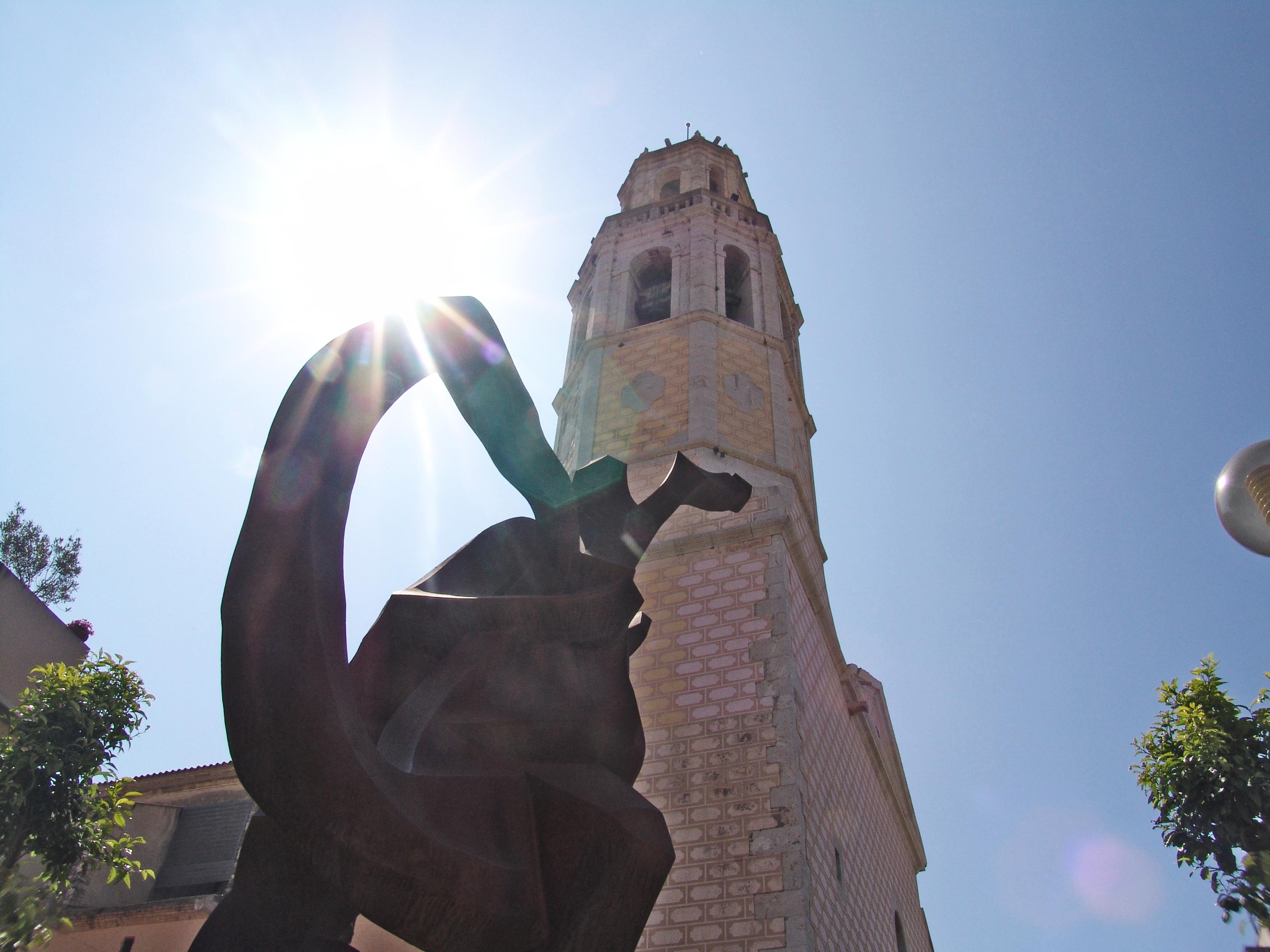 cubelles-esglesia-monument