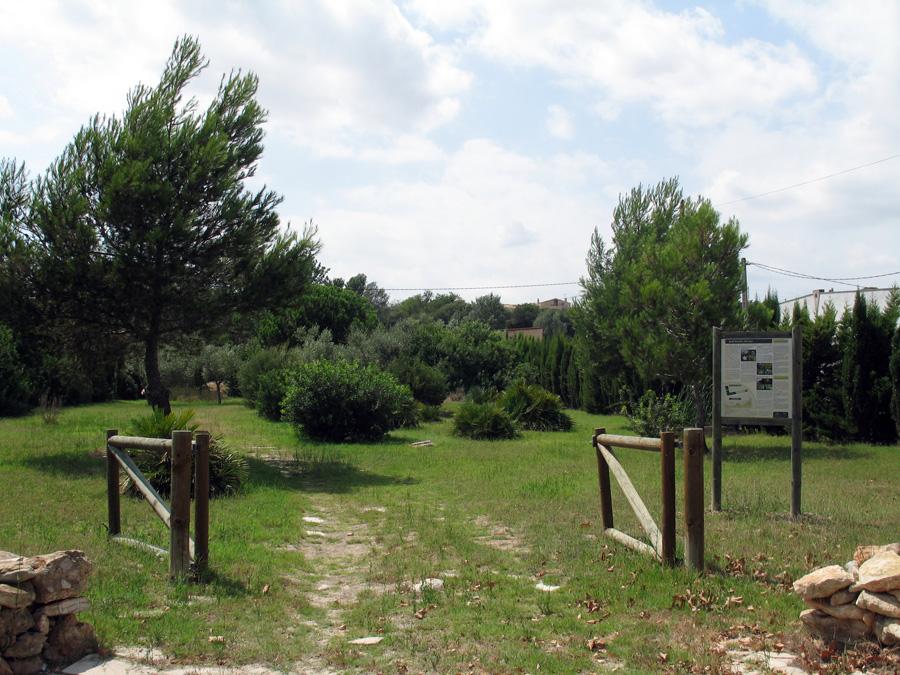 jardi del Bou