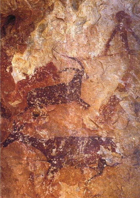 pintures rupestres de Cabrafeixet. Patrimoni de la Humanitat