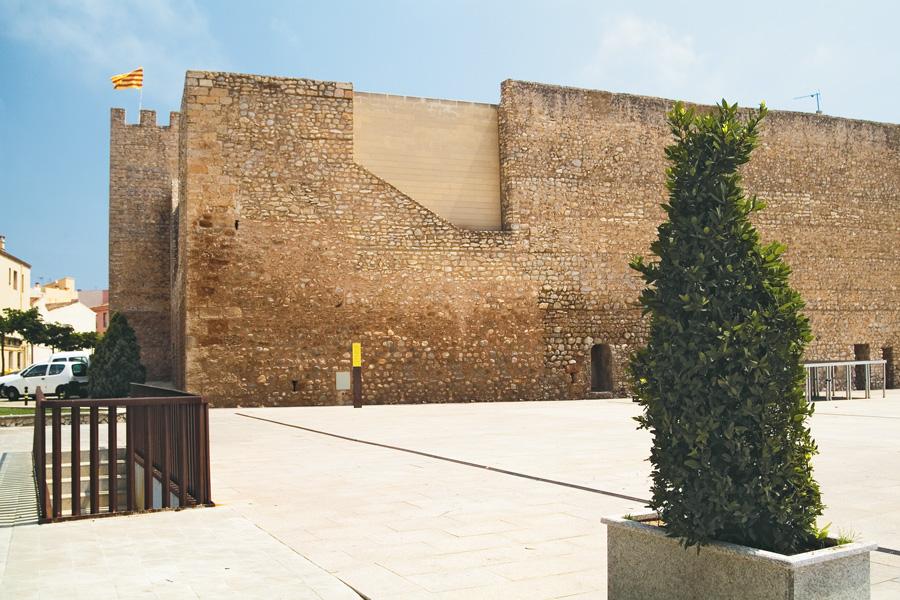 castell, Hospitalet del Infant