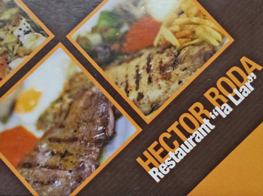 Hèctor Roda Restaurant La Llar
