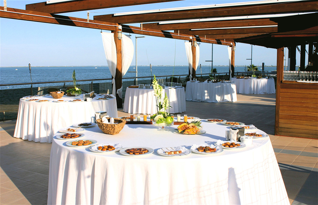 Restaurant del Mar - Hotel Flamingo
