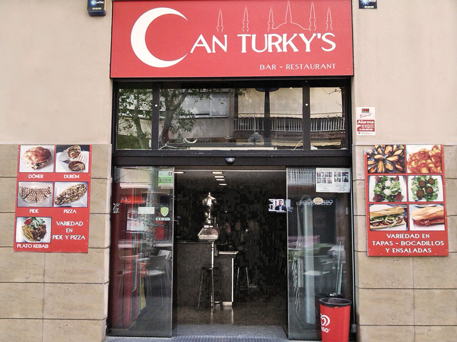 Can Turky's